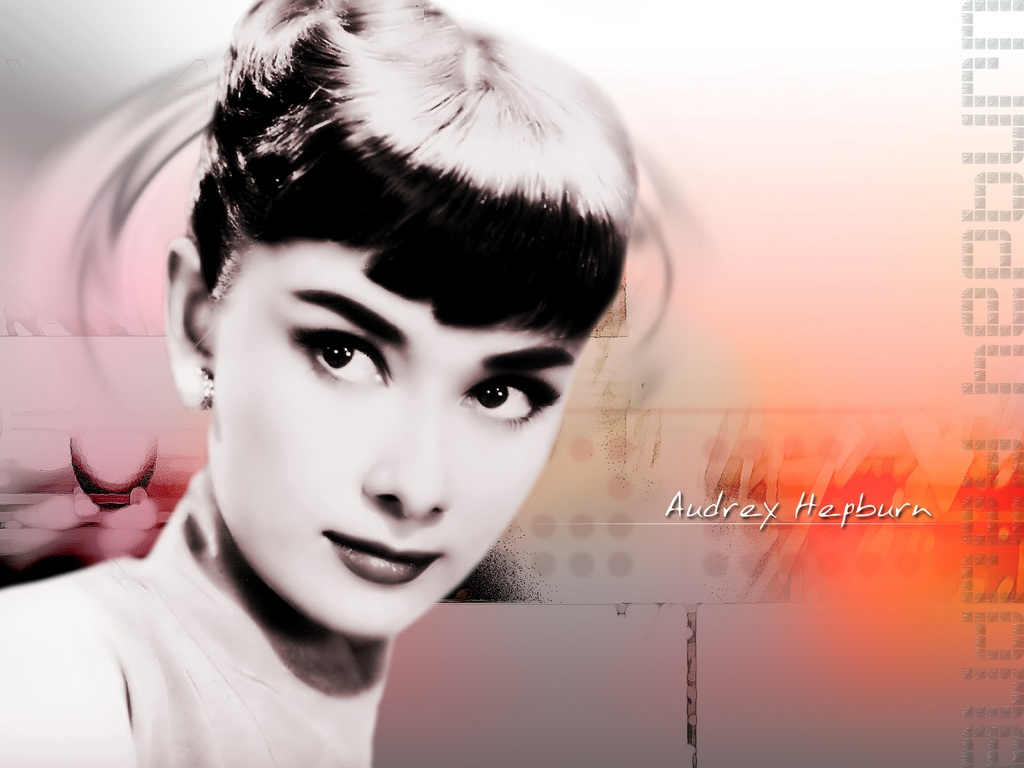 gallery of Audrey Hepburn