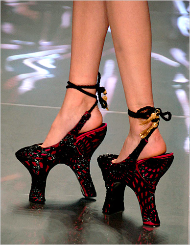 crazy high heel shoes Crazy Shoes