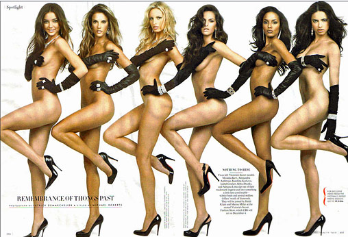 Top 10 Hottest Victorias Secret Models